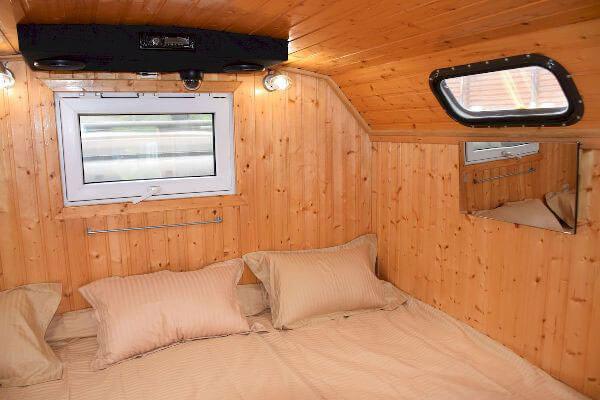 Экспедиционный автодом 4x4 с комфортным салоном